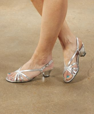 Walking Cradles Leash Evening Shoe