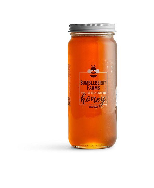 Bumbleberry Farms Raw Clover Honey Set of 2