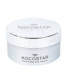 KOCOSTAR Princess Eye Patch, Silver-Tone
