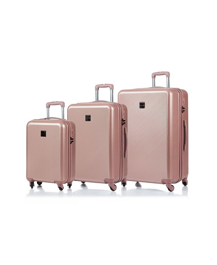 CHAMPS - 3-Pc. Iconic Hardside Luggage Set