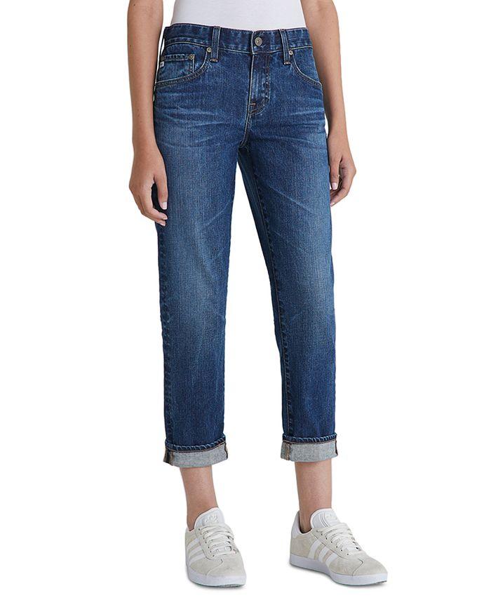 AG Jeans - Ex-Boyfriend Slim Jeans