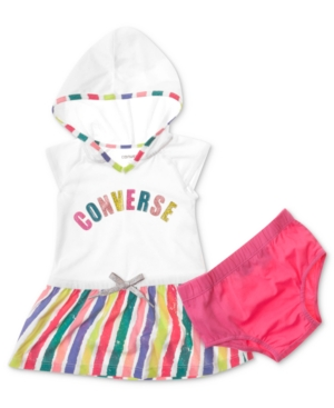 Converse Girls Dress Little Girls or Toddler Girls Logo Dress