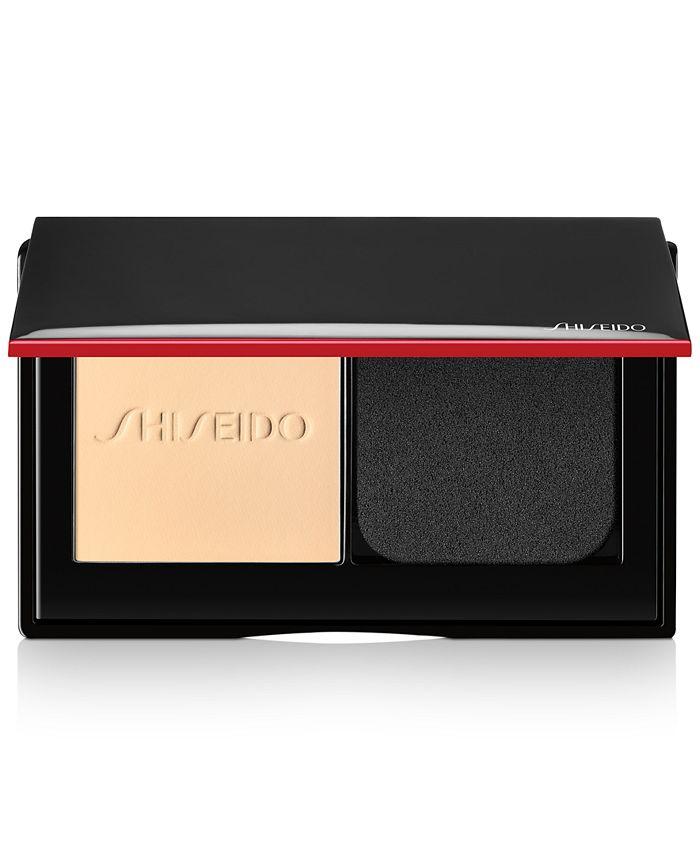 Shiseido - Synchro Skin Self-Refreshing Custom Finish Powder Foundation, 0.31-oz.