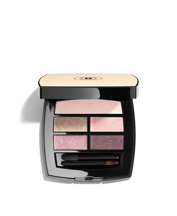 CHANEL - Healthy Glow Natural Eyeshadow Palette