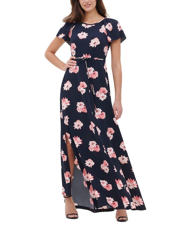 Tommy Hilfiger - Floral-Print Maxi Dress