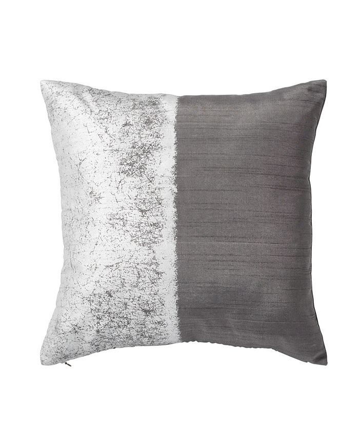 Michael Aram - Metallic Texture Decorative Pillow