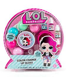 LOL Surprise Color Change Lip Gloss