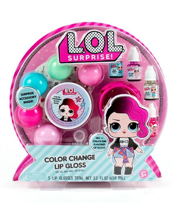 LOL Surprise! LOL Surprise Color Change Lip Gloss
