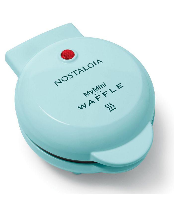 Nostalgia - MWF5AQ MyMini Personal Electric Waffle Maker