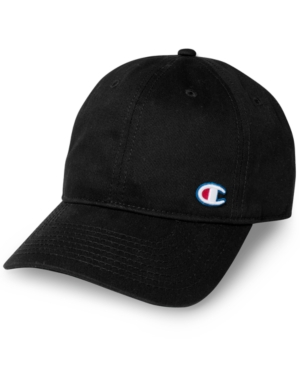 Champion Hat Basic Logo Cap