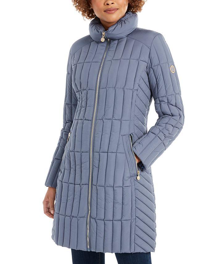Bernardo - Packable Puffer Coat