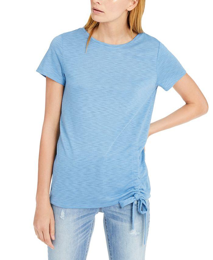 INC International Concepts - Ruched T-Shirt
