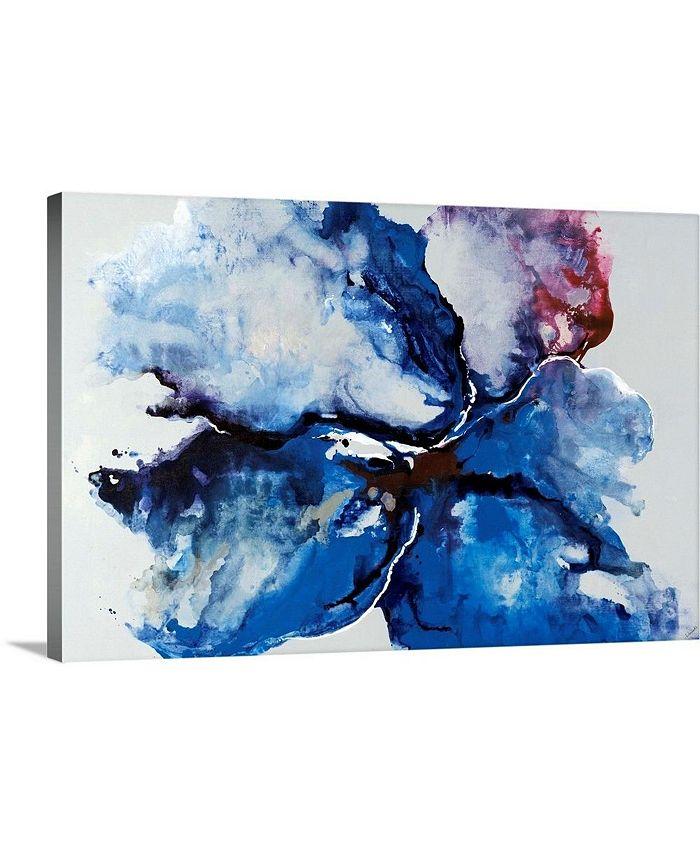 "GreatBigCanvas - 24 in. x 16 in. ""Magic Pool"" by  Sydney Edmunds Canvas Wall Art"