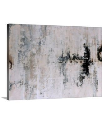 "24 in. x 18 in. ""Icarus"" by  Joshua Schicker Canvas Wall Art"