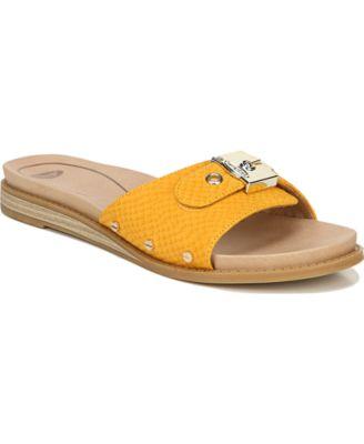 Originalist Slide Flat Sandals