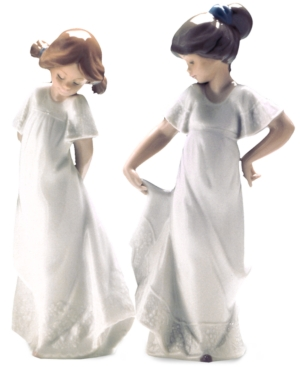 Nao by Lladro Collectible Figurine, How Pretty!