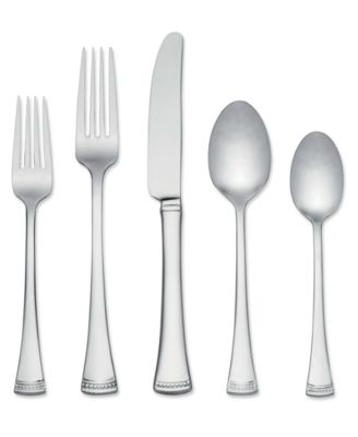 Lenox Flatware 18/10, Portola 65 Piece Set