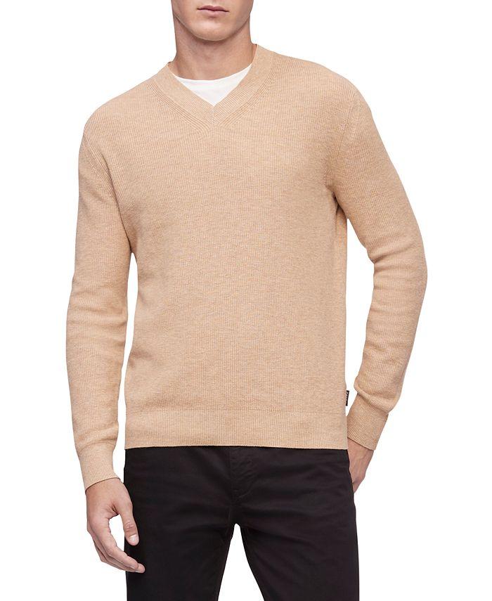 Calvin Klein Jeans - Men's V-Neck Sweater