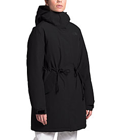 The North Face Women's Metroview Hooded Trench Coat