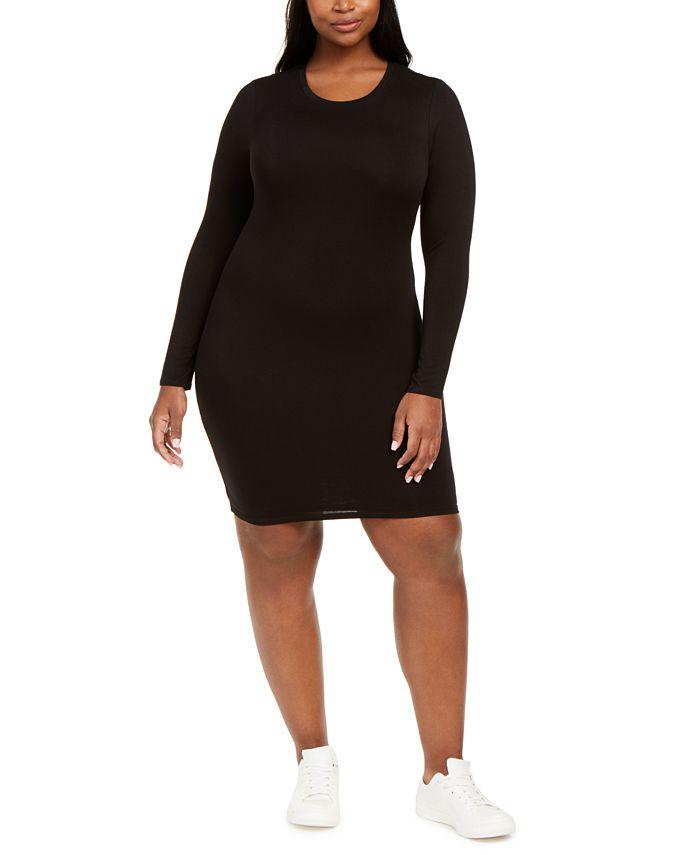 Bar III - Mini Bodycon Dress