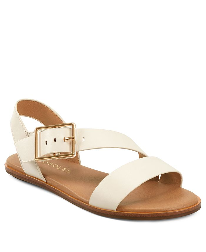 Aerosoles - Lewis Strappy Flat Sandals