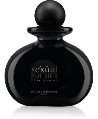 Men's Sexual Noir Pour Homme Eau de Toilette Spray, 4.2 oz - A Macy's Exclusive