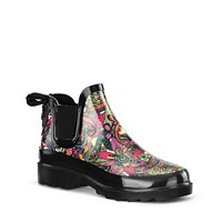 Deals on Sakroots Womens Rhyme Ankle Rainboot
