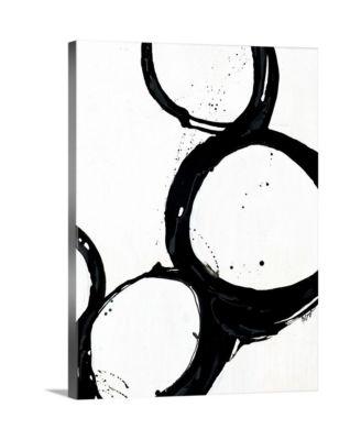 """'Somer Saults III' Canvas Wall Art, 18"""" x 24"""""""