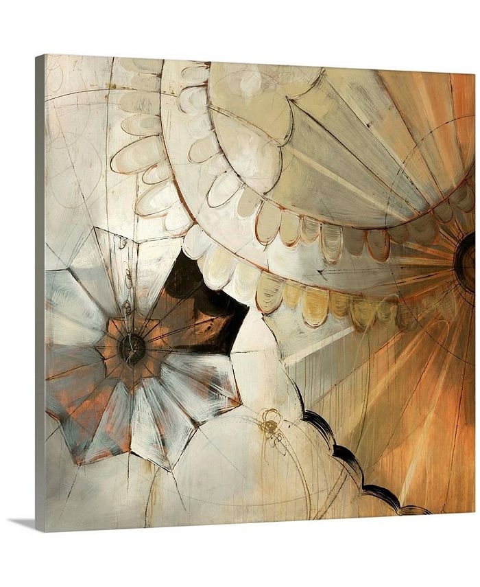 """GreatBigCanvas - 24 in. x 24 in. """"Nick of Time"""" by  Kari Taylor Canvas Wall Art"""