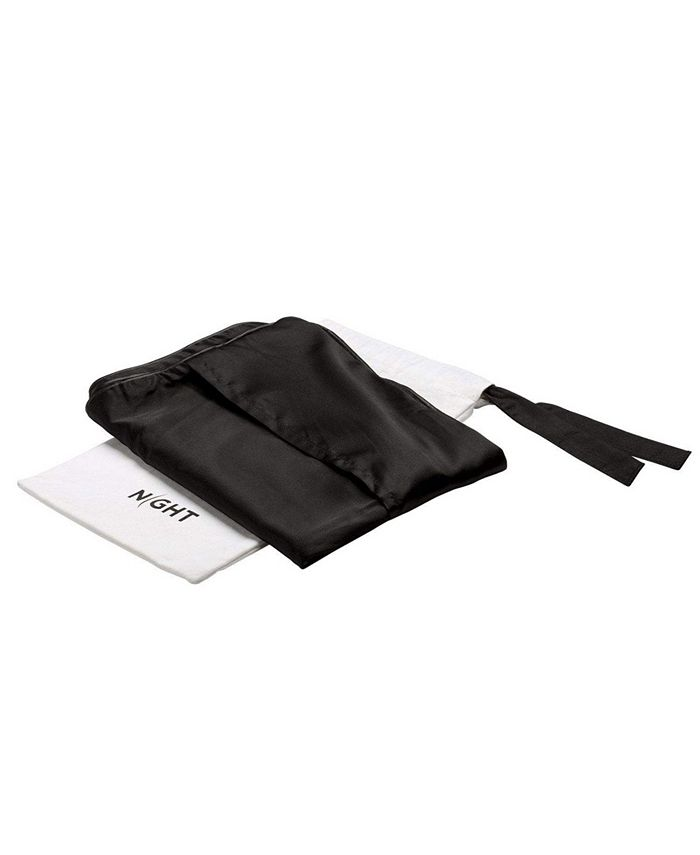 SHINE by NIGHT - TriSilk Moistuizing Beauty Pillowcase - Standard/Queen