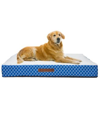 Atkins Lattice Large Orthopedic Pet Bed