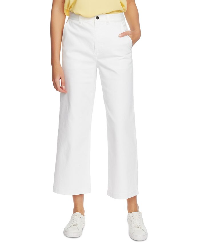 1.STATE - Wide-Leg Ankle Pants