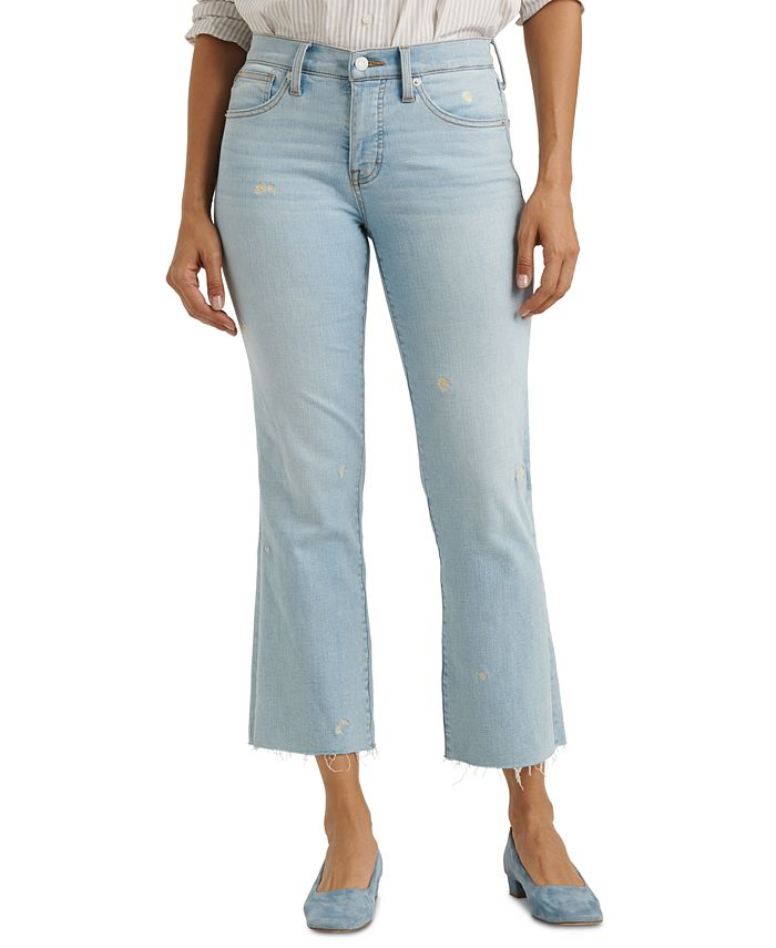 Lucky Brand - Frayed Bootcut Jeans