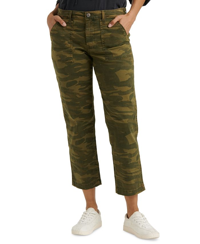 Lucky Brand - Camouflage-Print Pants