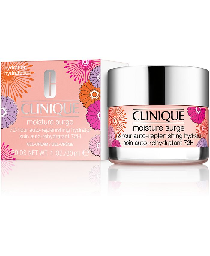 Clinique - Limited Edition Moisture Surge 72-Hour Auto-Replenishing Hydrator, 1-oz.