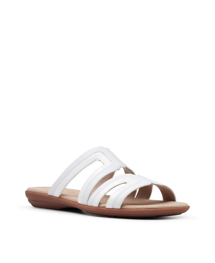 Clarks - Ada Lilah Wedge Sandals
