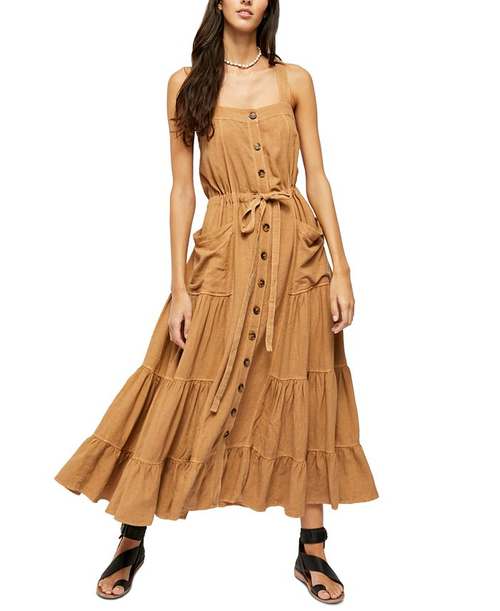 Free People - Catch The Breeze Maxi Dress