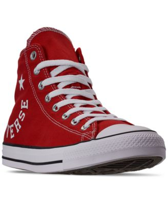 Star Smile High Top Casual Sneakers