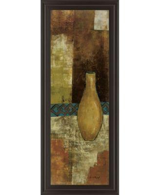 Autumn Solitude Il by John Kime Framed Print Wall Art - 18