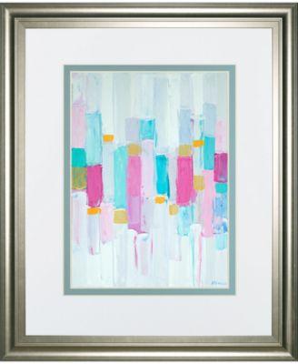 Cool Rhizome I by Ann Marie Coolick Framed Print Wall Art, 34
