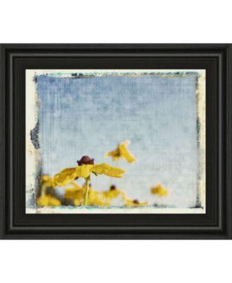 Blackeyed Susan's II by Meghan Mcsweeney Framed Print Wall Art, 22