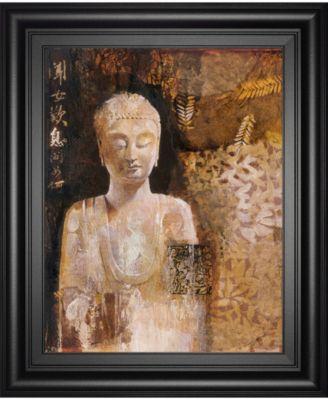 Inner Chi III by Douglas Framed Print Wall Art, 22
