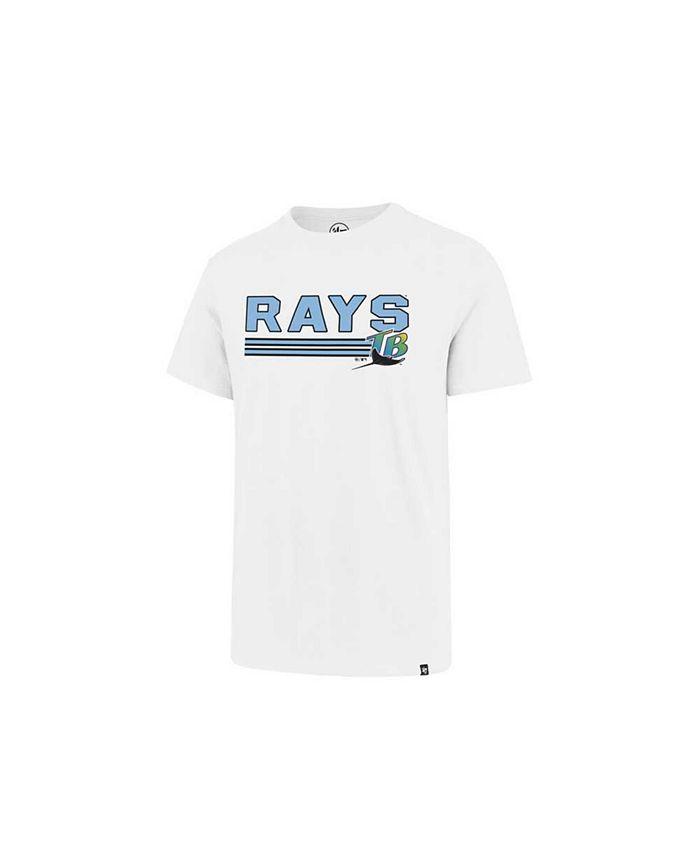 '47 Brand - Men's Tampa Bay Rays Line Drive T-Shirt
