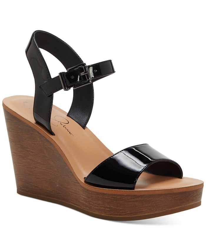 Jessica Simpson - Miercen Platform Wedge Sandals
