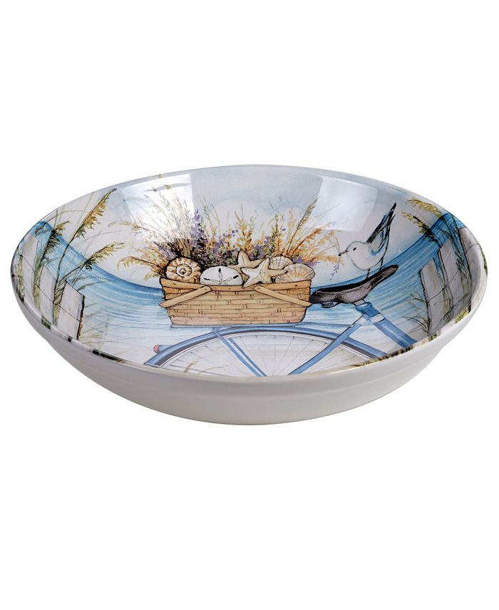 Tracy Porter - By the Sea Serving/Pasta Bowl
