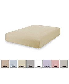 Superior Linen Fitted Sheet - Twin