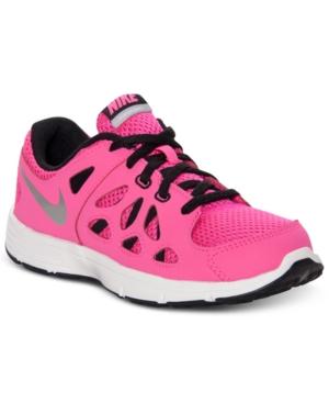 Nike Kids Shoes Girls Dual Fusion Run 2 Running Sneakers