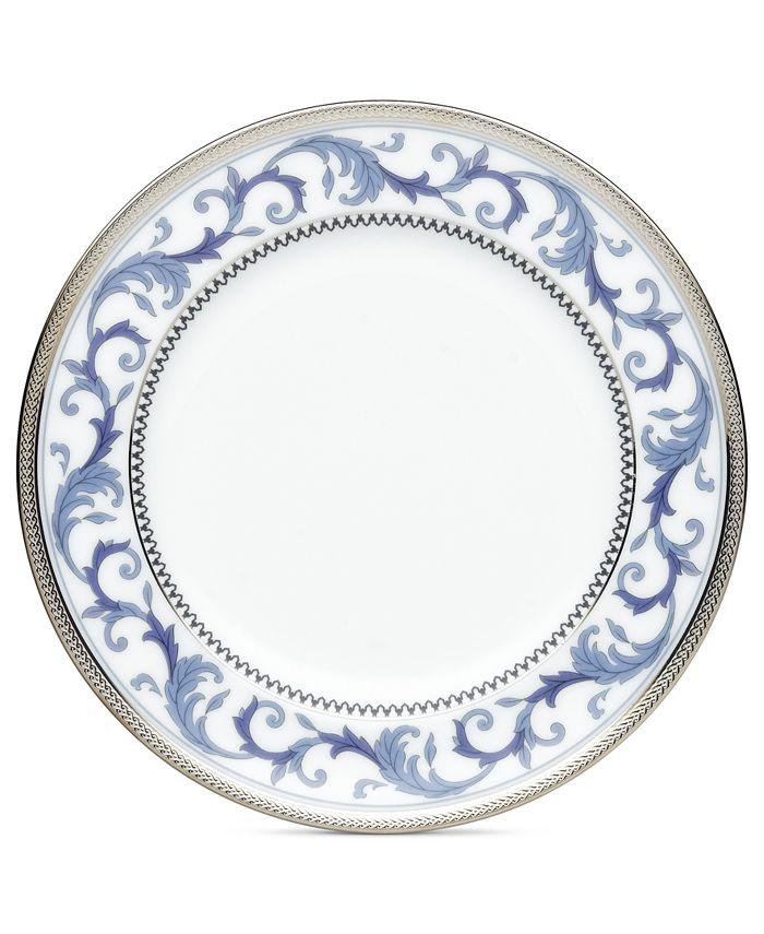 Noritake - Sonnet in Blue Appetizer Plate