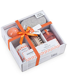Indecor Home 5-Pc. Spa Bath Gift Set