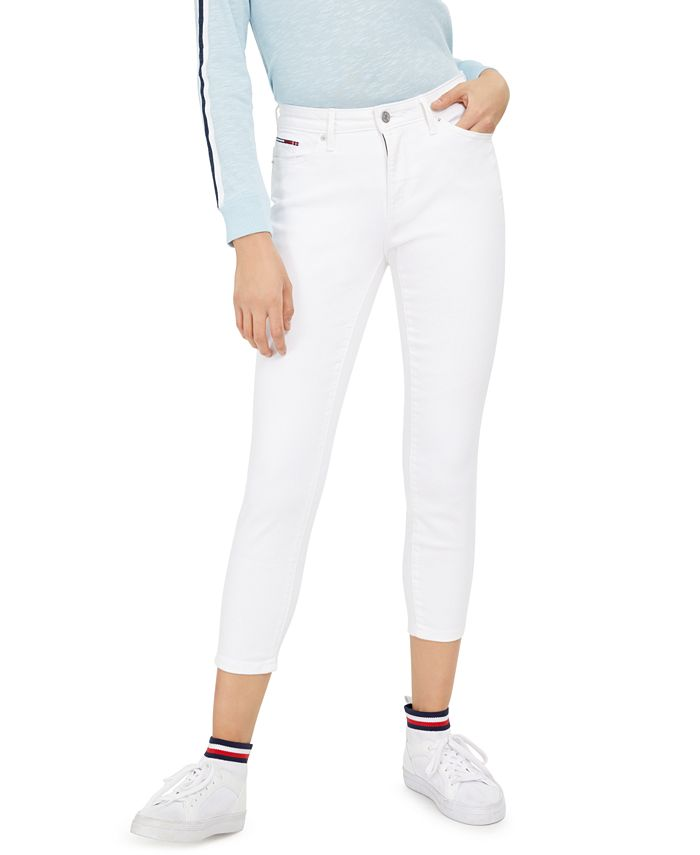 Tommy Jeans - Cropped Skinny Jeans